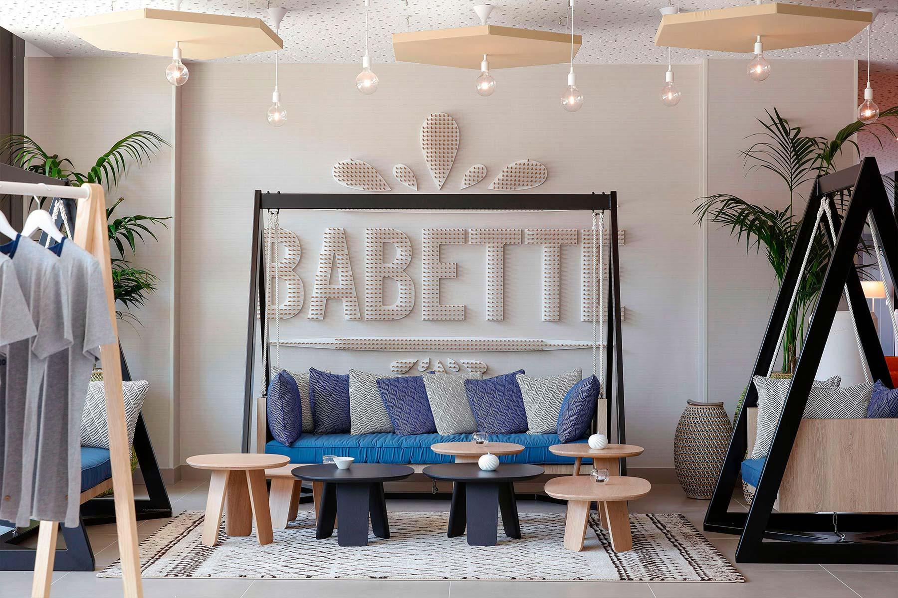Babette Concept Store - Café - Hôtel Restaurant Bordeaux