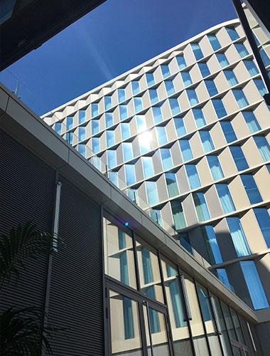 Hôtel Hilton Garden Inn Bordeaux Centre - Hôtel près de la gare Bordeaux Saint-Jean