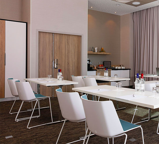 Hilton Garden Inn Bordeaux Centre - Salle Graves - Intérieure