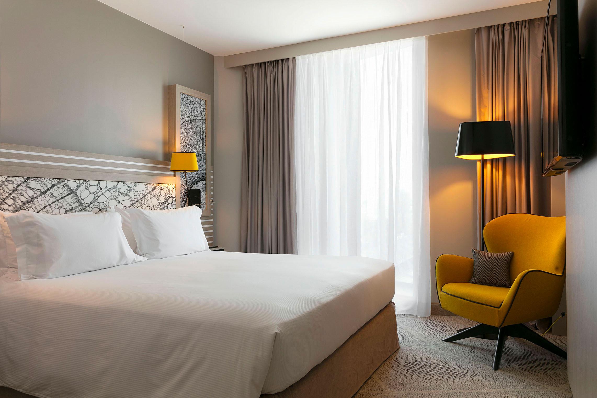 Hilton Garden Inn Bordeaux Centre - Suite Familiale - Côté Chambre