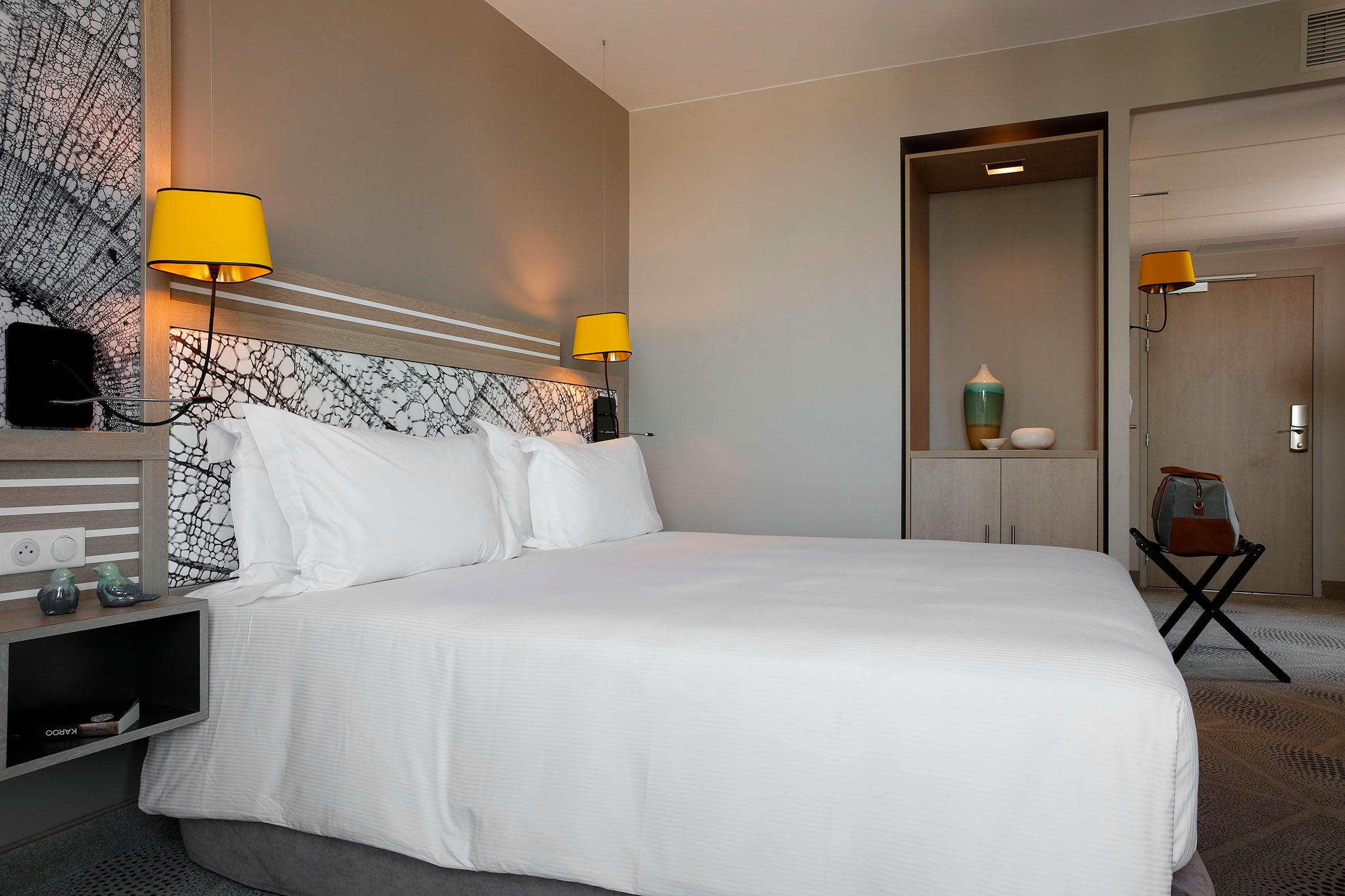 Hilton Garden Inn Bordeaux Centre - Suite Junior - Hôtel 4 étoiles Bordeaux