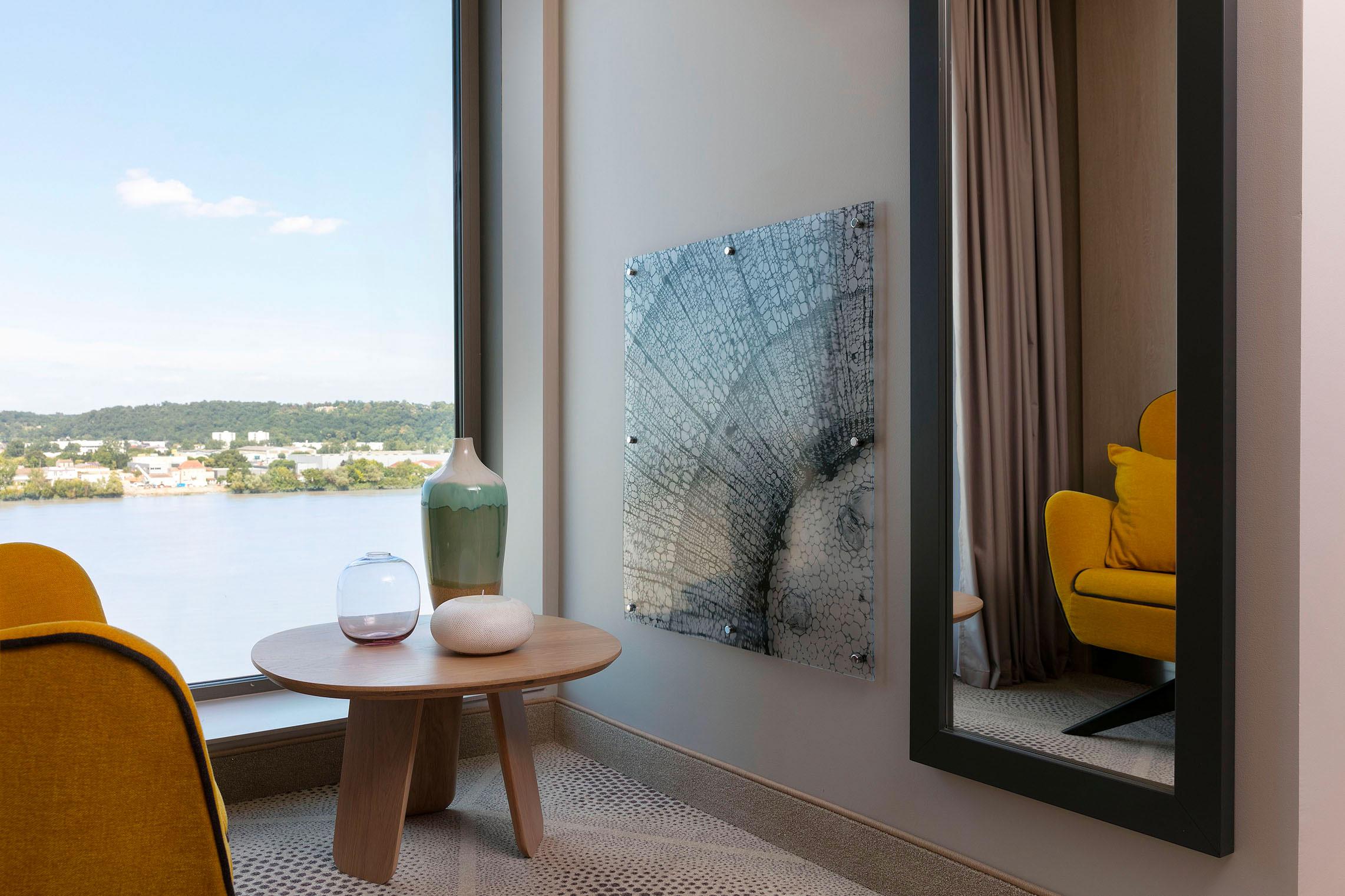 Hilton Garden Inn Bordeaux Centre - Suite Junior - Hôtel 4 étoiles Bordeaux - Vue Extérieure